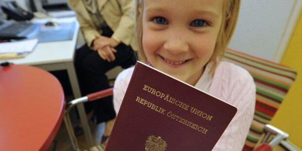 Staatsbürgerschaft durch Geburt