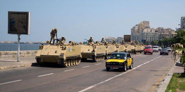 Ägypten warnt USA vor Militärhilfe-Stopp
