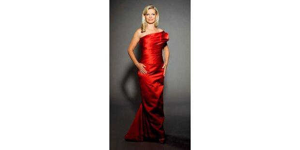 Das ist Claudia Reiterers Opernball-Robe
