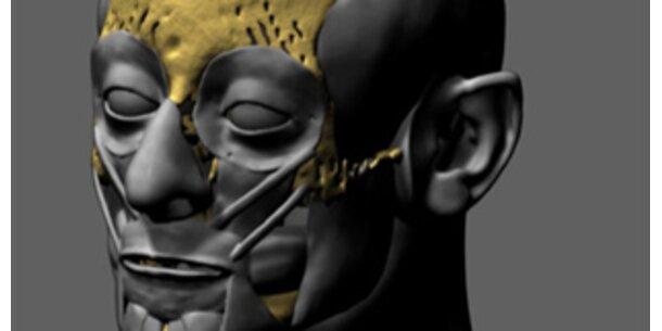 Forensikerin rekonstruiert Bachs Gesicht neu
