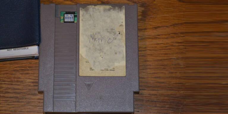 100.000 Dollar für altes Nintendo-Spiel