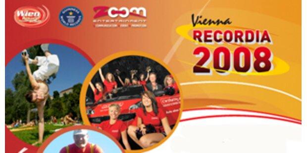 Der Tag der Weltrekorde in Wien