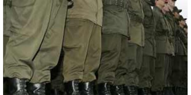 Rekrut begeht Selbstmord mit Sturmgewehr