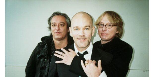 R.E.M. rockt für Obama in Salzburg