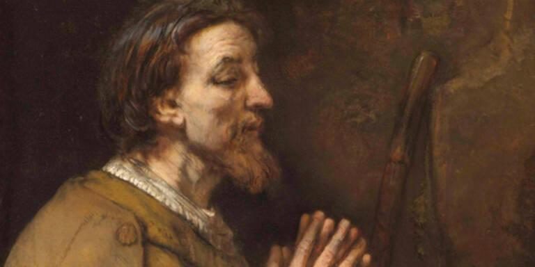 Rembrandt um 25,8 Mio Dollar versteigert