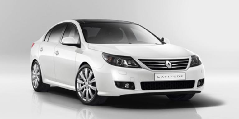 Weltpremiere der neuen Oberklasse-Limousine Latitude