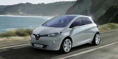 Elektroflitzer Renault ZOE soll 2011 starten