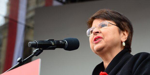 Brauner als SPÖ-Frauen-Vorsitzende bestätigt