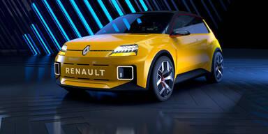 Renault stellt sich neu auf - R5 feiert Comeback!