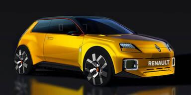 Renaults elektrischer R5 soll zum Kampfpreis starten