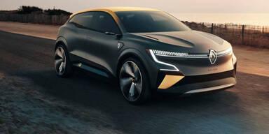 Renault bringt den Mégane als Elektro-SUV