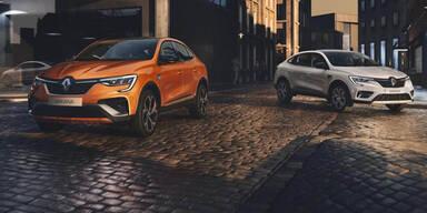 Renault Arkana startet auch in Österreich