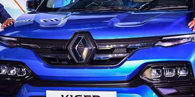 Renault verpasst sich ein neues Logo