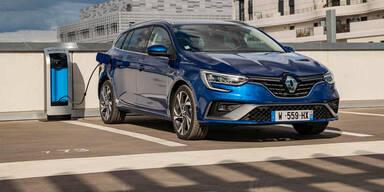 Renault Mégane jetzt auch als Plug-in-Hybrid