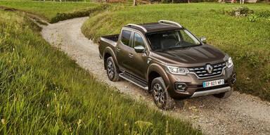 Renault rüstet den Alaskan auf