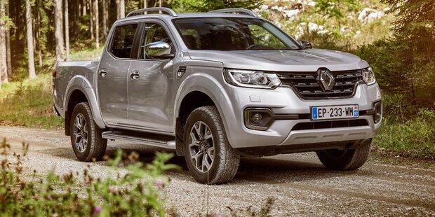 Renaults erster Pick-up startet