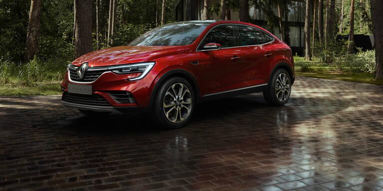 Renault bringt kompaktes SUV-Coupé