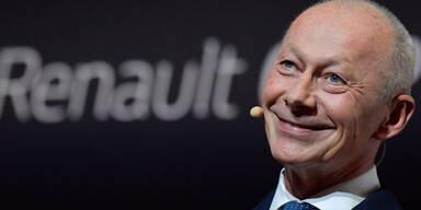 Renault setzt Co-Chef vor die Tür