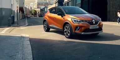 Das ist der völlig neue Renault Captur