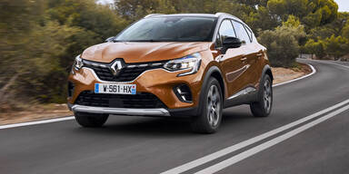 Renault rüstet den neuen Captur auf