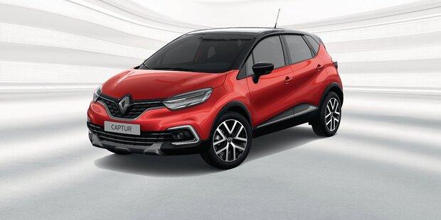 Neuer Top-Motor für den Renault Captur