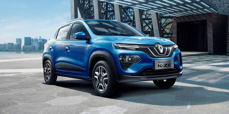Renault bringt elektrisches Mini-SUV