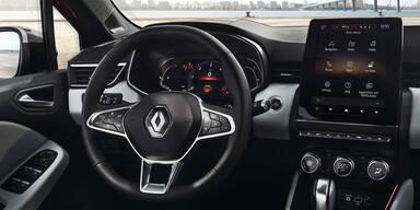 Renault/Nissan starten vernetzte Dienste