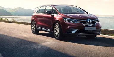 Renault frischt den Espace auf
