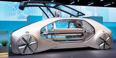 Enormes Sparpotenzial durch Robo-Autos