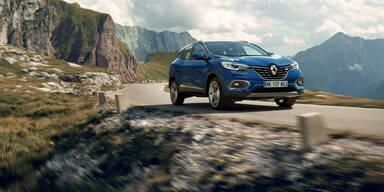 Renault Kadjar bekommt ein Facelift