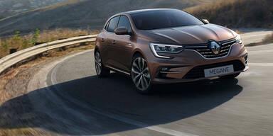 Renault verpasst dem Mégane ein Facelift