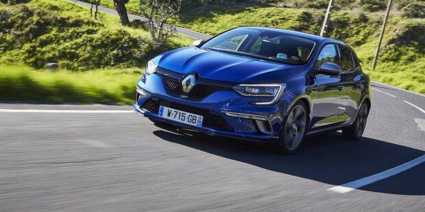Neuer Top-Diesel für den Renault Mégane GT