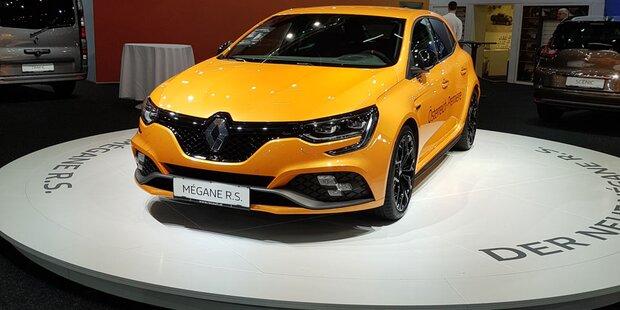 Renault erzielt neuen Verkaufsrekord