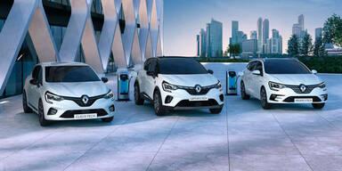 Renault-Modelle jetzt auch mit Ein-Pedal-Modus