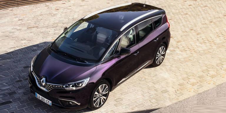 Renault bringt den Scénic Initiale Paris