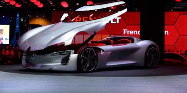 Renault Trezor sorgt für Furore