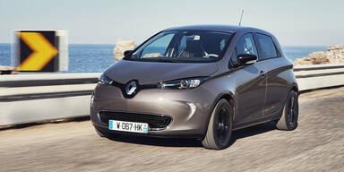Renault Zoe mit großer Batterie im Test