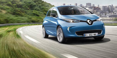 Renault-Nissan plant E-Auto für 7.200 Euro