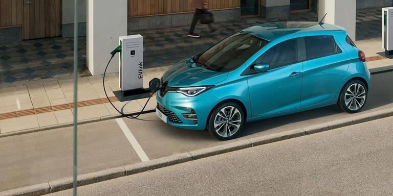 Renault-Chef kündigt E-Auto um 10.000 € an