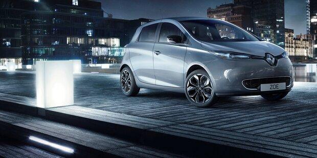 Renault greift mit dem ZOE Luna an