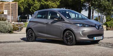Renault hat bei uns 3.000 ZOE verkauft