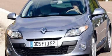 Renault präsentiert den neuen Mégane