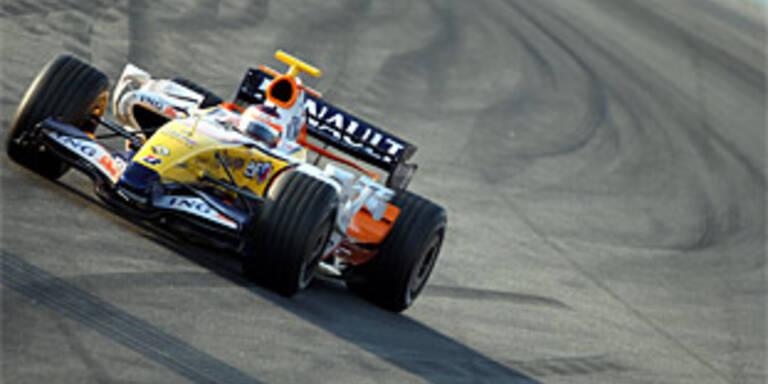 Freispruch für Renault trotz Regelverstoßes