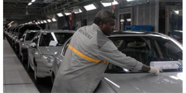Renault baut weiteres Werk in Marokko