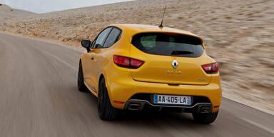 Neuer Renault Clio R.S. im Test