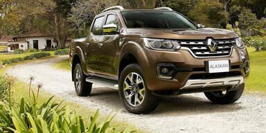 Das ist der neue Pick-Up von Renault