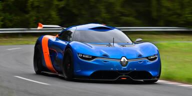 Renaults Sportwagen-Marke Alpine kommt zurück