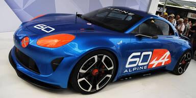So kommt die neue Renault Alpine