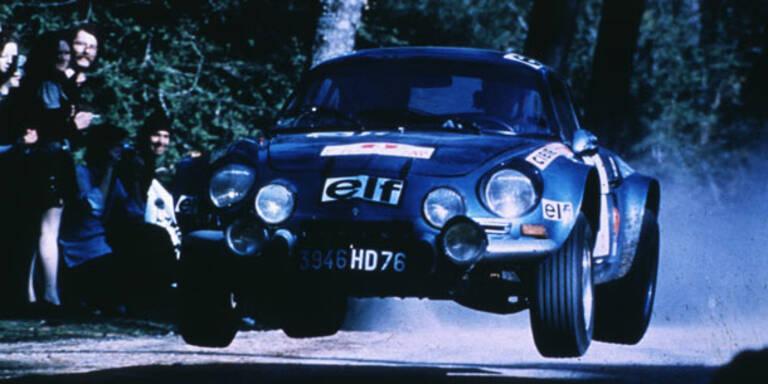 "Renault plant Neuauflage des""Alpine"""