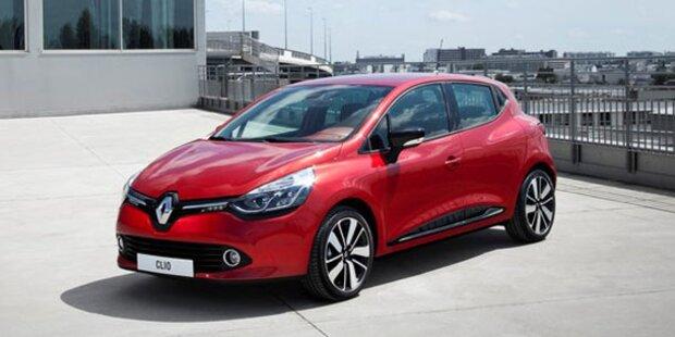 Renault nennt die Preise des neuen Clio